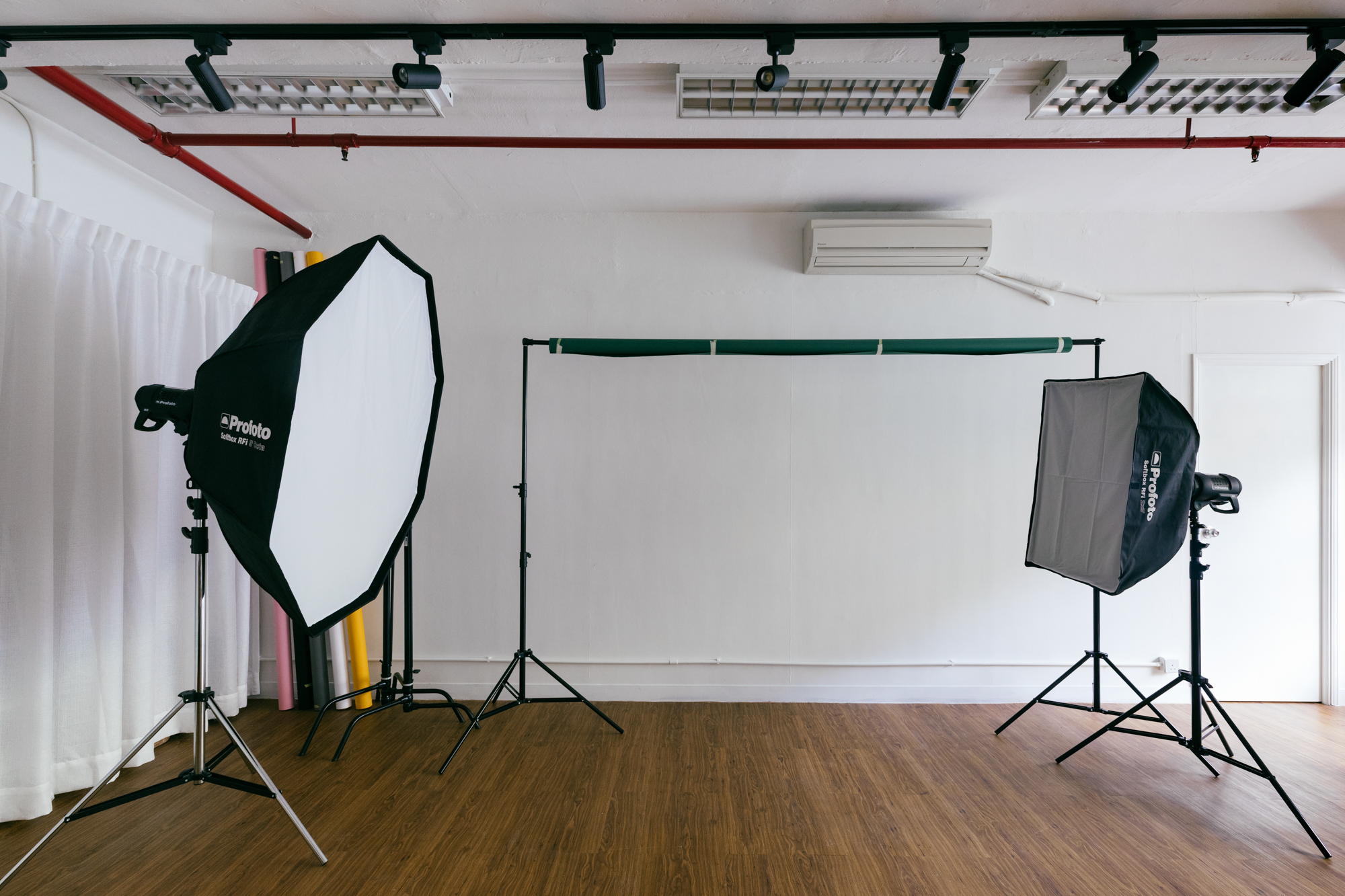 Photography Studio for rent • workshop ten • Kennedy Town, Hong Kong