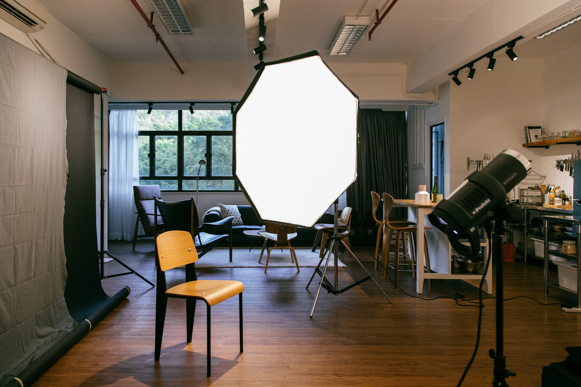 Portrait photo studio | workshop ten | Kennedy Town Hong Kong